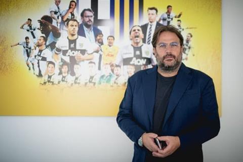 """Daniele Faggiano của Parma: """"Chúng tôi xây dựng con đường thăng hạng tại canteen của đội."""""""
