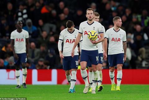 Harry Kane phát biểu sau trận Tottenham vs Bournemouth hình ảnh