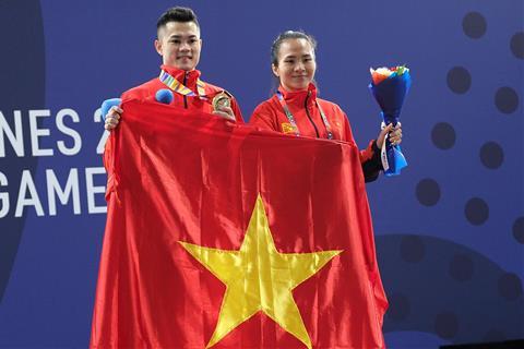 Lịch thi đấu SEA Games 30 ngày 212 - Đoàn thể thao Việt Nam hình ảnh