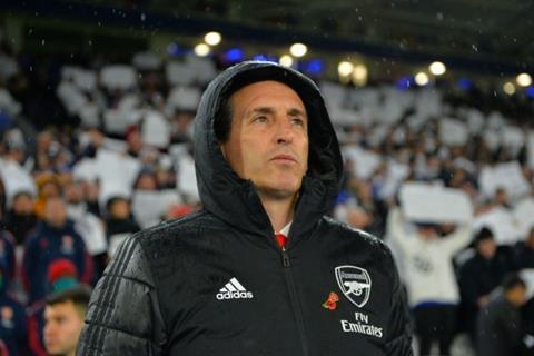 Paul Merson nói về chiếc ghế HLV trưởng ở Arsenal hình ảnh