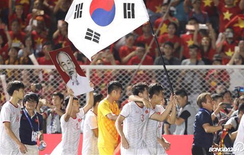 Trợ lý Lee Young Jin nói gì về U22 Việt Nam và HCV SEA Games 30 hình ảnh