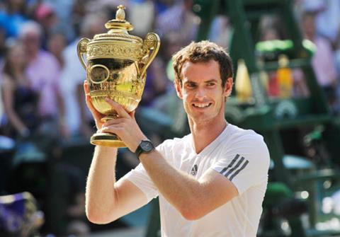 Sao quần vợt Andy Murray chuẩn bị lấn sân sang bóng đá hình ảnh 2