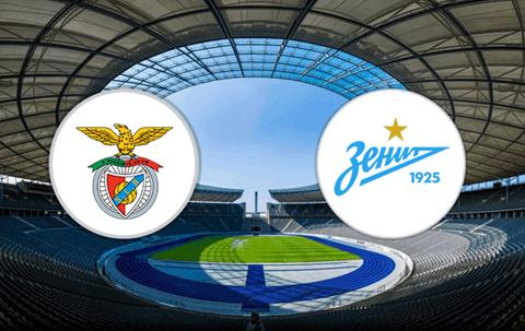 Benfica vs Zenit 3h00 ngày 1112 Champions League 201920 hình ảnh