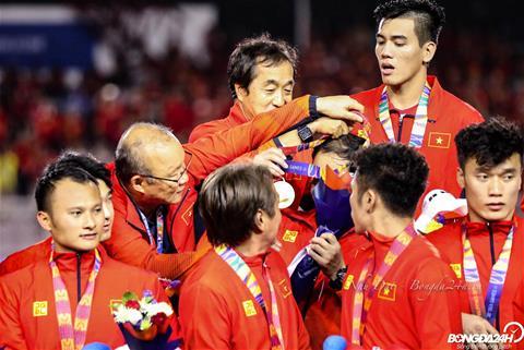 Trợ lý Lee Young Jin U22 Việt Nam vô địch hoàn toàn xứng đáng hình ảnh 2