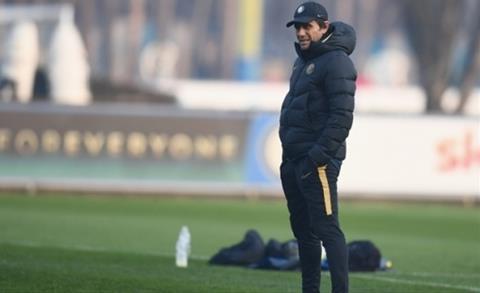 HLV Conte nói về trận Inter Milan vs Barca hình ảnh