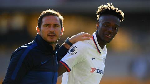 HLV Lampard khích tướng học trò trước màn quyết đấu với Lille hình ảnh