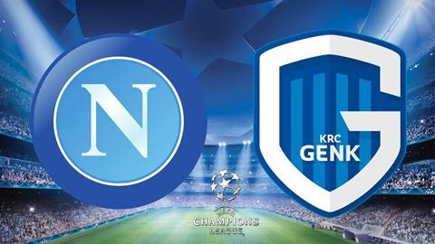 Napoli vs Genk 0h55 ngày 1112 Champions League 201920 hình ảnh