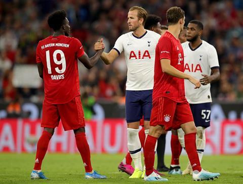 Lịch thi đấu Cúp C1 đêm 1112 - Bayern vs Tottenham mấy giờ hình ảnh