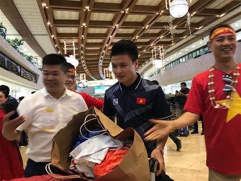 Quang Hai van nhan duoc su quan tam rat lon tu NHM.