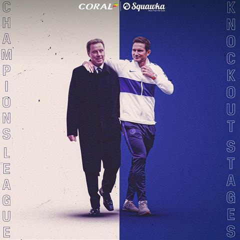 HLV Frank Lampard của Chelsea và ông bác Harry Redknapp hình ảnh