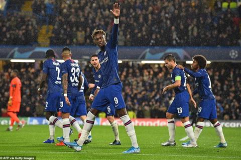 Chelsea 2-1 Lille Hai người hùng Abraham và Azpilicueta nói gì hình ảnh