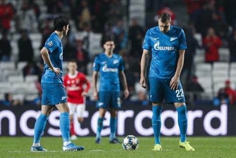 Bi kịch Champions League Từ nắm chắc vé đi tiếp mất luôn Europa! hình ảnh