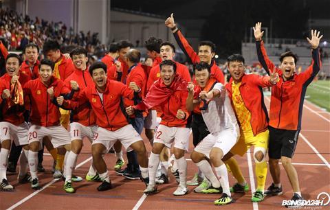 Báo Trung Quốc nói điều cay đắng khi nhắc tới bóng đá Việt Nam hình ảnh