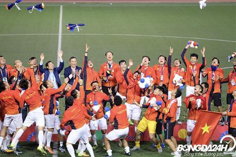 ĐT U22-U23 Việt Nam thi đấu thành công trong năm 2019 hình ảnh