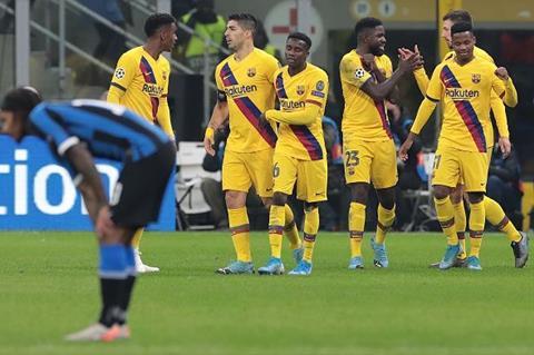 HLV Ernesto Valverde chỉ ra điều chưa được của Barca trước Inter hình ảnh