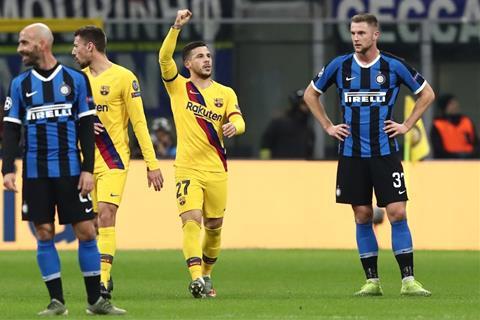TRỰC TIẾP Inter Milan 1-2 Barca (H2) Dấu chấm hết cho Nerazzurri hình ảnh 5