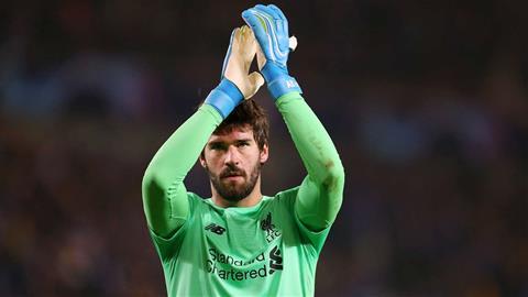Alisson hé lộ lý do giúp Liverpool liên tiếp giữ sạch lưới hình ảnh