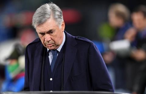 Bị Napoli sa thải, HLV Carlo Ancelotti tới Arsenal hình ảnh