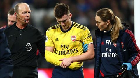 Arsenal nhận tin sốc về chấn thương của Tierney hình ảnh