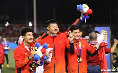 Bang xep hang huy chuong SEA Games 30 hom nay 11/12:Doan TTVN xep thu 2 chung cuoc
