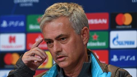 HLV Jose Mourinho nói về trận Bayern vs Tottenham hình ảnh