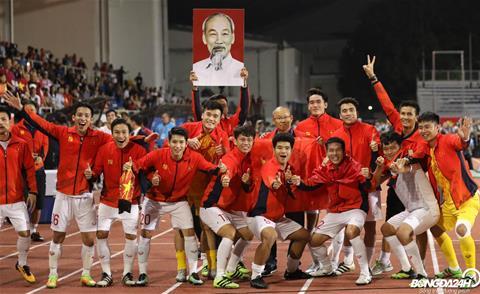 ĐT U22 Việt Nam sẽ nhận được bao nhiêu sau SEA Games 30  hình ảnh