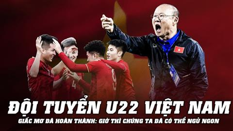 VIDEO: Bong da Viet Nam HCV SEA Games: Giac mo da tron ven