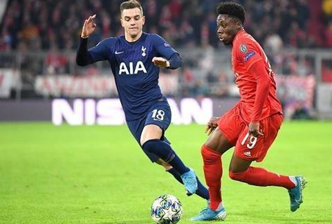 Bayern thang Tottenham 3-1 Lo Celso