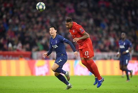 Bayern thang Tottenham 3-1 Son tranh bong