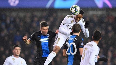 Club Brugge 1-3 Real Madrid Vừa đá vừa chơi, Los Blancos vẫn thắng dễ dàng hình ảnh 3