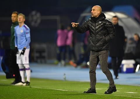 HLV Pep Guardiola nói về trận Dinamo Zagreb vs Man City hình ảnh
