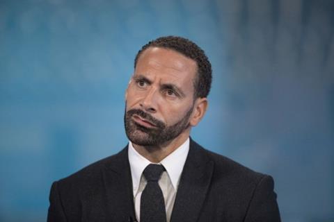 Rio Ferdinand dat niem tin vao Liverpool