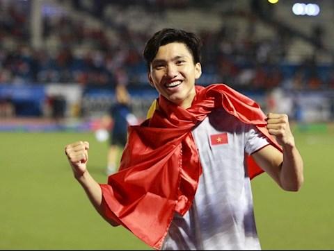 Cầu thủ U22 Việt Nam theo dõi Bảo Anh trên mạng xã hội hình ảnh