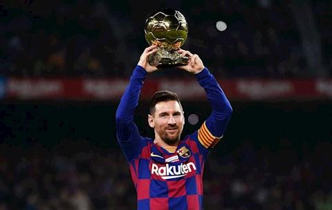 Với Lionel Messi, Barca đáng lẽ phải giành thêm nhiều C1 hình ảnh