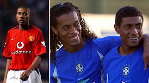 Ronaldinho lừa Kleberson gia nhập MU như thế nào hình ảnh