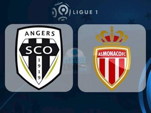 Angers vs Monaco 2h00 ngày 1512 Ligue 1 201920 hình ảnh