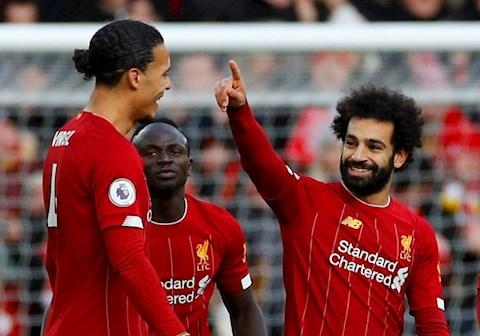 Liverpool 2-0 Watford Salah tiết lộ bí quyết tỏa sáng chân phải hình ảnh