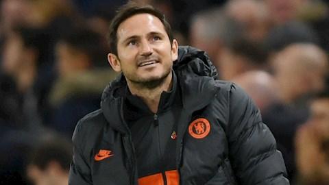 HLV Lampard nói về chuyển nhượng Chelsea vào tháng 1 năm 2020 hình ảnh