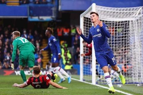 Hang cong Chelsea to ra vo duyen trong tran thua Bournemouth