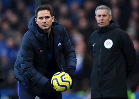 Jermaine Jenas nói về HLV Lampard sau trận thua Bournemouth hình ảnh
