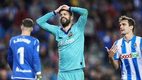 Hòa đau Real Sociedad, HLV Valverde từ chối chỉ trích trọng tài hình ảnh