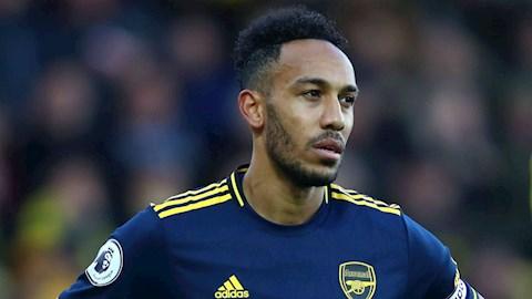 Chuyển nhượng Arsenal được khuyên nên bán Aubameyang hình ảnh