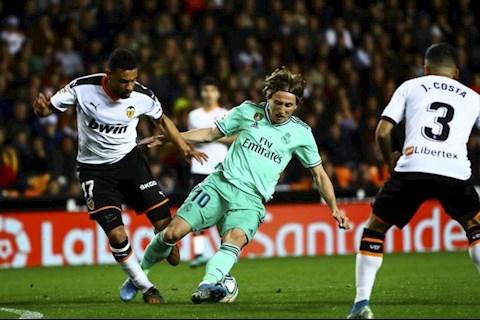 Valencia 1-1 Real Madrid Los Blancos thoát thua ngoạn mục tại tử địa Mestalla hình ảnh 2