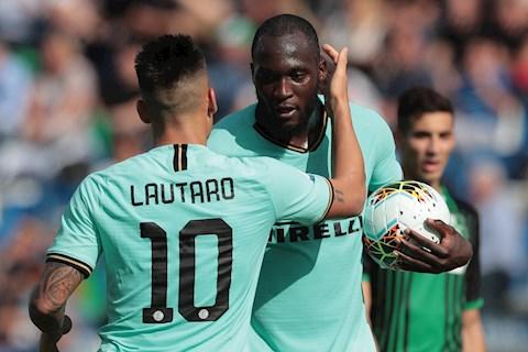 Romelu Lukaku và Lautaro Martinez: Cặp đôi hoàn hảo của Antonio Conte