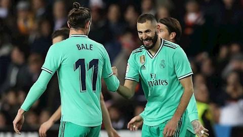 Hòa hú vía Valencia, HLV Zidane ca ngợi bản lĩnh của học trò hình ảnh