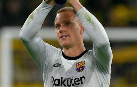Không chịu chi, Barca đối mặt nguy cơ để mất Ter Stegen hình ảnh