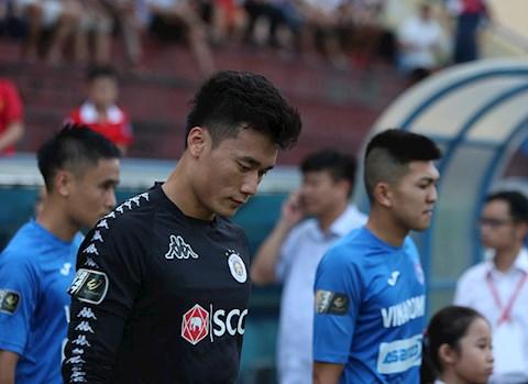 BLV Quang Huy Bùi Tiến Dũng là một thủ môn chưa có đẳng cấp hình ảnh