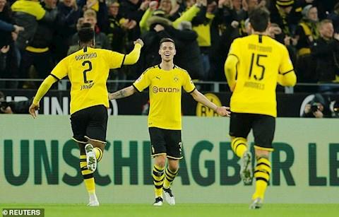 Dortmund 3-3 Leipzig Màn rượt đuổi tỷ số gay cấn hình ảnh 2