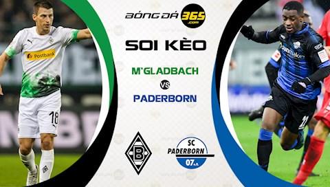 Gladbach vs Paderborn 2h30 ngày 1912 Bundesliga 201920 hình ảnh
