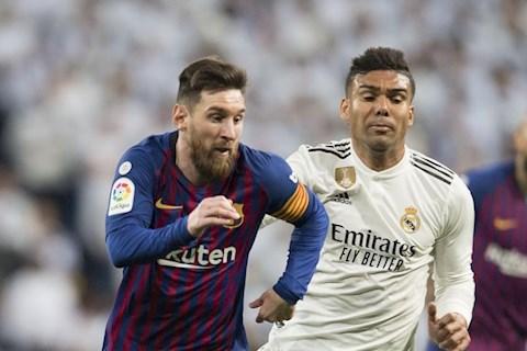 Barcelona vs Real Madrid: Camp Nou dậy sóng